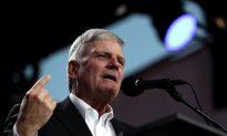 Evangelist Franklin Graham Calls for Prayer to Strengthen Trump Against Foes