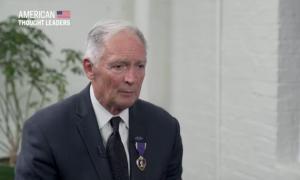 Memorial Day Tribute: 2X Purple Heart Recipient Doug Greenlaw Recounts Soldiers' Heroic Stories