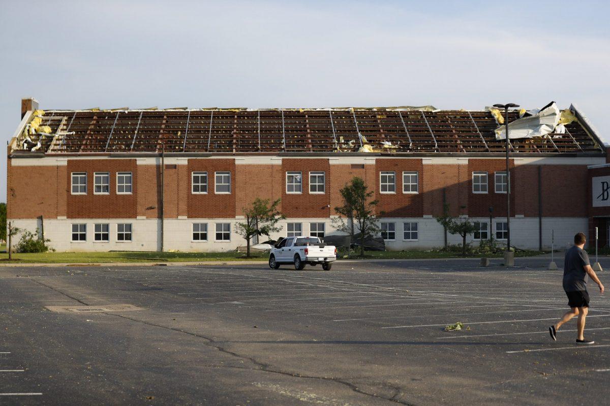 roof remains brookville tornado