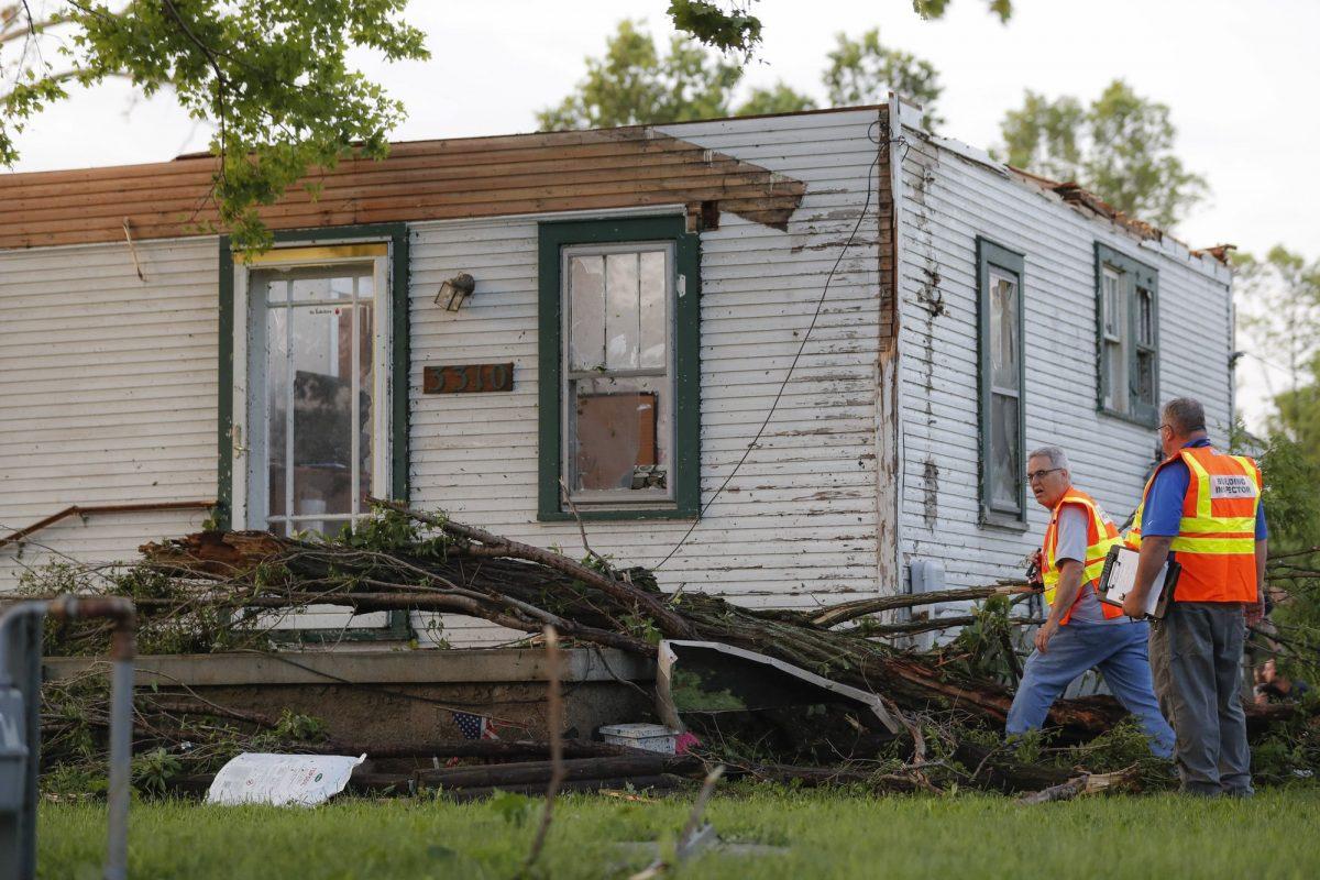 vandalia ohio tornado