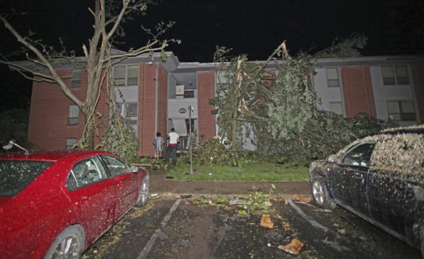 Noaa 52 Tornadoes Touched Down In Central Us On Memorial Day