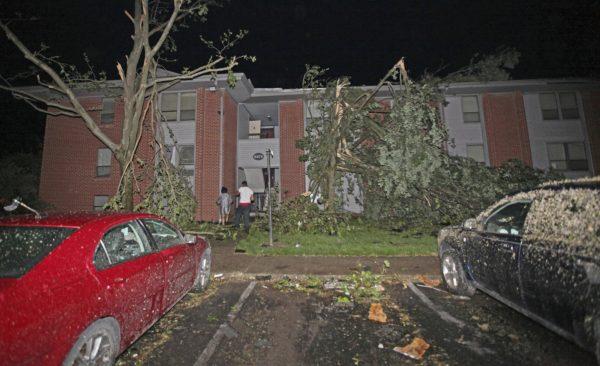 westbrook dayton ohio tornado