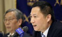Veteran China Dissident Urges Linking of Human Rights, Trade