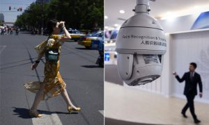 Chinese Surveillance Exposes Identities of Adults, Minors for Crossing Street at Wrong Time: Police