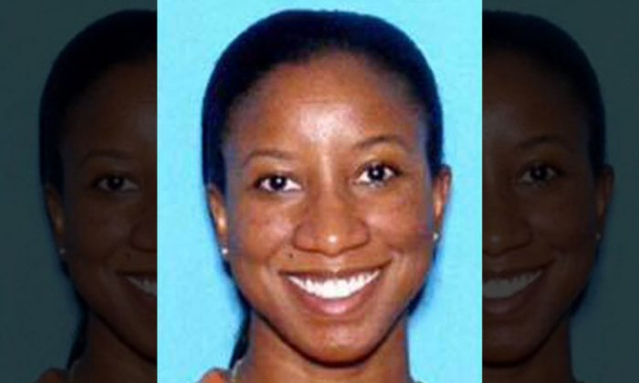 Kameela Russell is seen here in an undated missing persons photo. Her badly decomposed body was found floating in a Miami Gardens canal on May 25, 2019. (Miami Gardens Police Department)