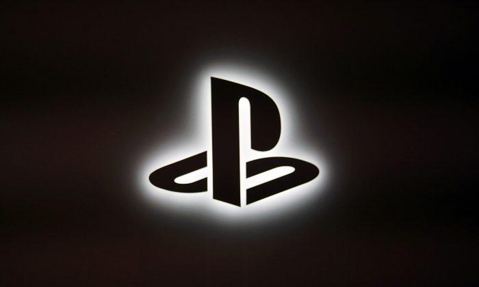 Sony Playstation logo is seen in Tokyo, Japan May 23, 2018. (Toru Hanai/Reuters)