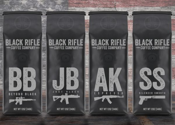 Complete Mission Fuel Kit coffee beans black rifle coffee company