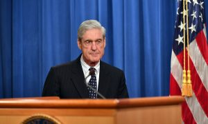Mueller's Press Conference Proved His Partisanship and Animus Against the President