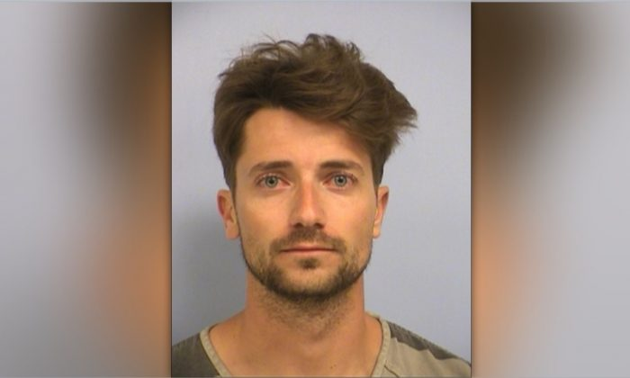 James Bradford Gibbon II is accused of breaking into a home in Austin, Texas, on May 28, 2019. (Austin Police Department)
