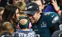 Nick Foles, Wife Announce Miscarriage in Emotional Instagram Post