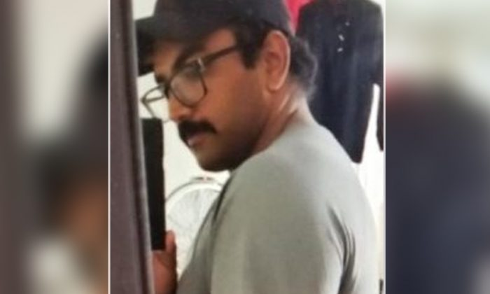 Police have identified the man who set himself on fire near the White House on May 29, 2019, as Arnav Gupta. He has reportedly died in hospital after sustaining burns to 85% of his body. (Montgomery County Police)