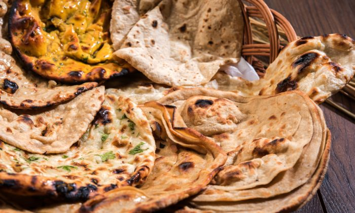 The Indian bread basket contains far more than just naan. (Shutterstock)