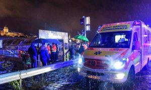7 South Koreans Dead, 21 Missing After Tourist Boat Sinks in Hungary
