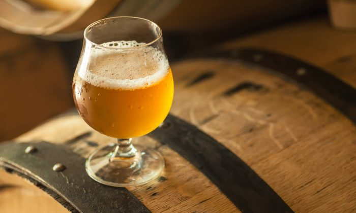 Sour beer styles are in. Here's a primer on what you need to know. (Shutterstock)