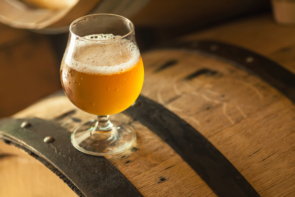 Sour Beers: Bottoms Up, Pucker Up
