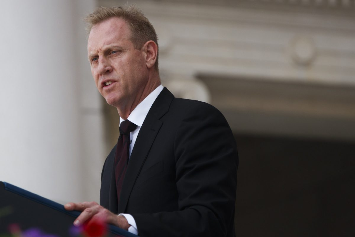 Acting Secretary of Defense Patrick Shanahan