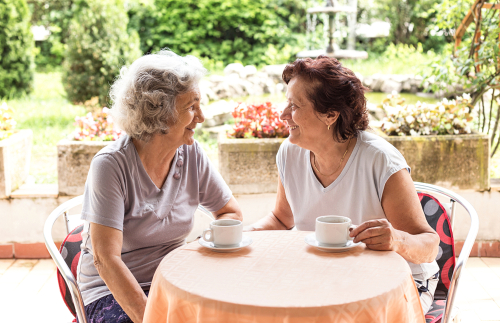 An optimistic and positive outlook can help keep a person healthy and resilient, whatever age they may be. (Suzana Marinkovic/Shutterstock)