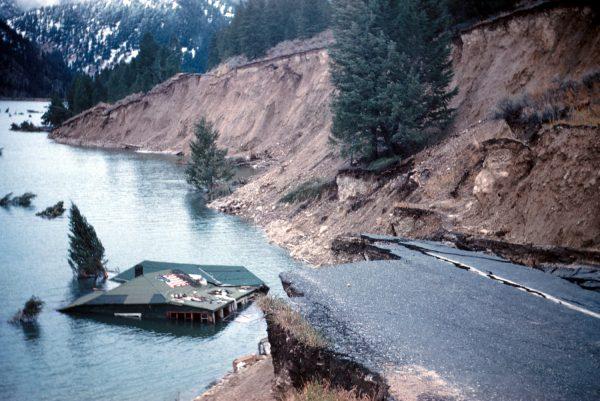 Hebgen Lake earthquake