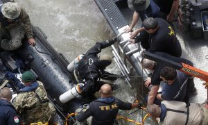 Hungary Needs Extended Search for 21 Missing in Boat Sinking