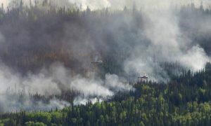 'Like Burnt Toast': Wildfire Destroys Homes in Northern Alberta Metis Settlement