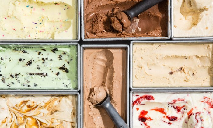 The colorful world of no-churn ice cream. (America's Test Kitchen)