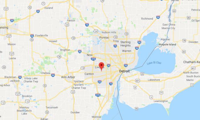 Garden City, Michigan (Google Maps)