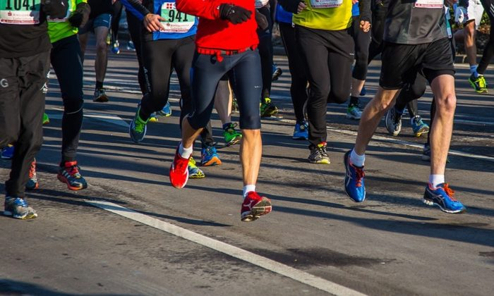 Stock image of a race. (Maxmann/Pixabay)