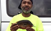 North Carolina Man Breaks Freshwater Fish Record With 2-Pound Catch