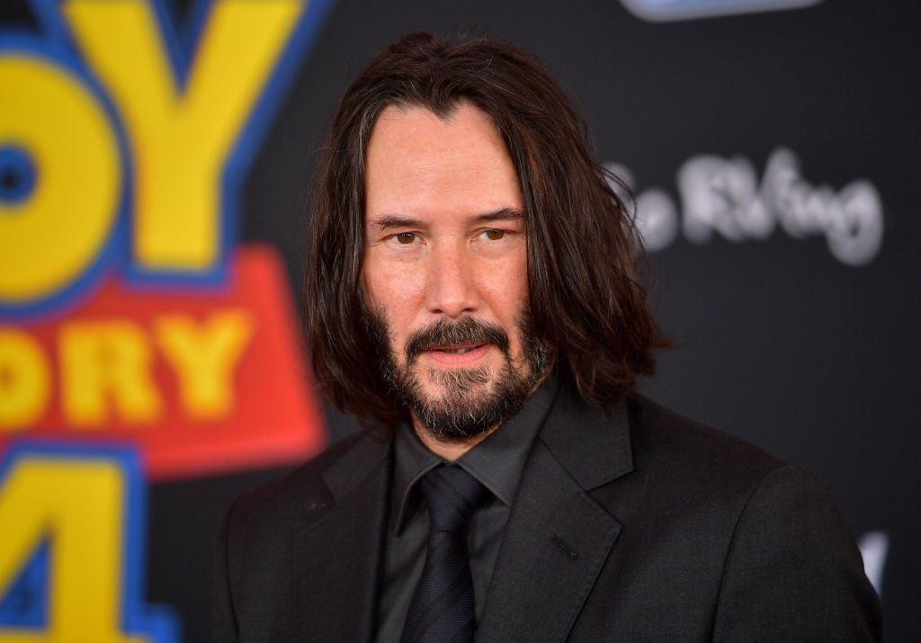 Keanu Reeves and Alex Winter Back in Booth for 'Bill & Ted 3'