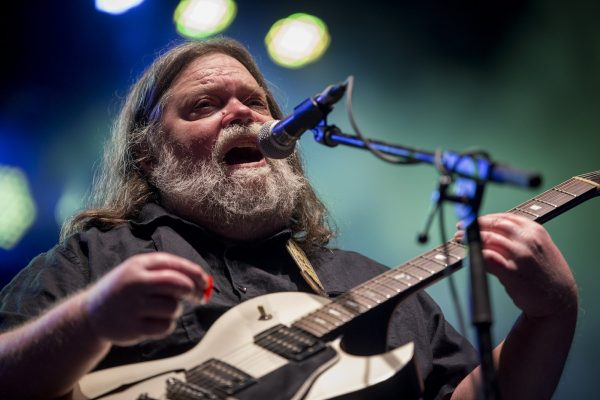 Roky Erickson performs at the South by Southwest Music Festival