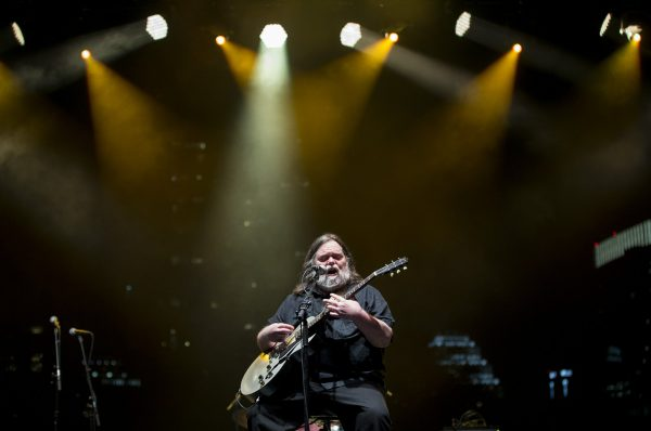 Roky Erickson performs at the South by Southwest Music Festival in Austin