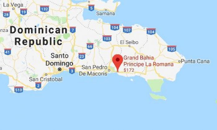 American Couple Found Dead at Dominican Republic Resort on haiti map, peru map, el salvador, punta cana map, ecuador map, jamaica map, china map, canada map, cuba map, hispaniola map, united states map, mexico map, puerto rico, caribbean map, spain map, panama map, dr map, italy map, belize map, costa rica map, carribean map, costa rica, punta cana, hungary map, santo domingo,