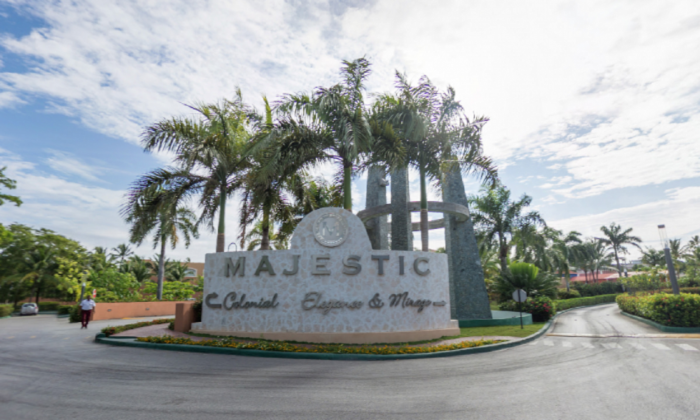 Majestic Resorts in the Dominican Republic. (Google Maps)