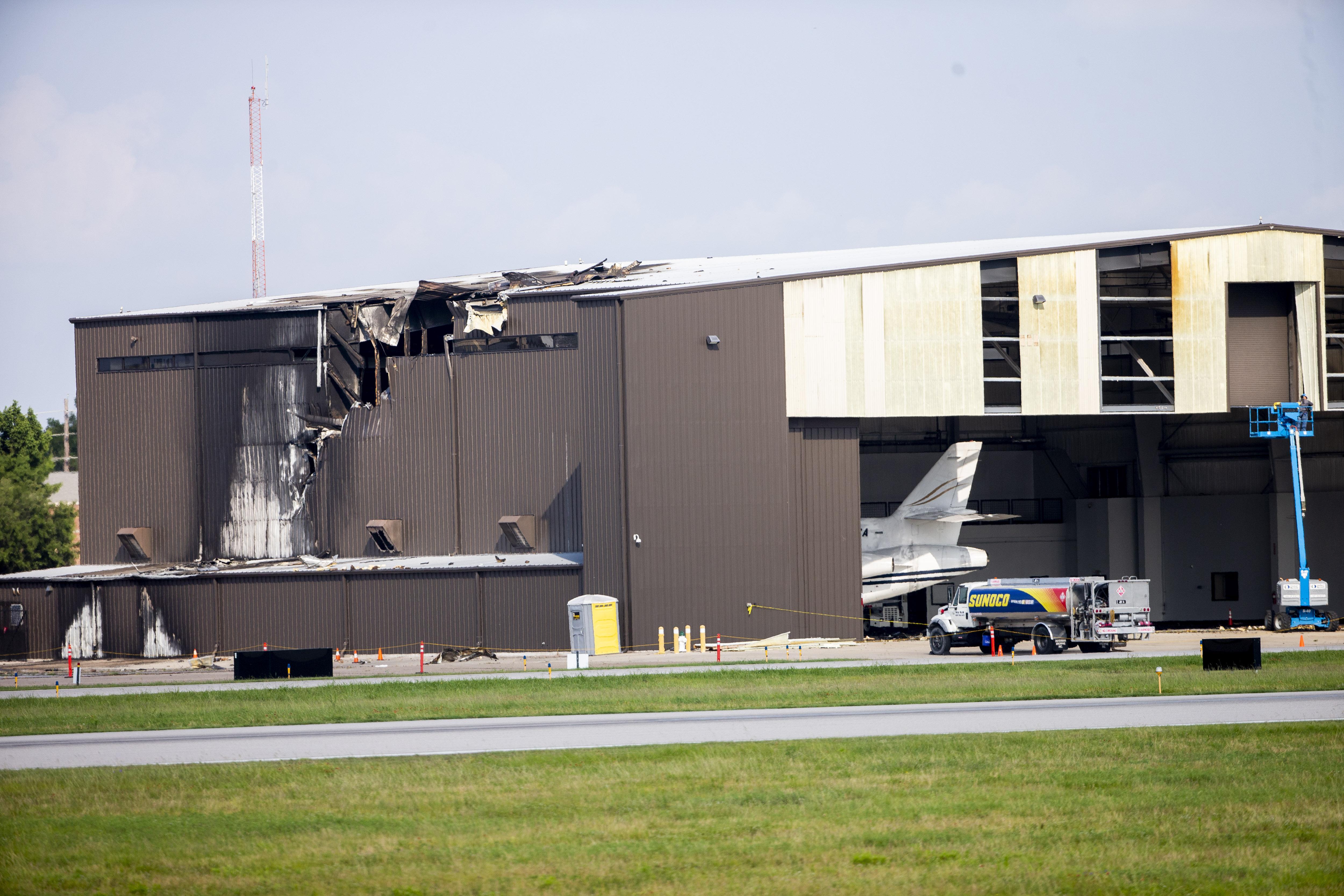 Stowaway in plane's landing gear falls to death as flight approaches Heathrow