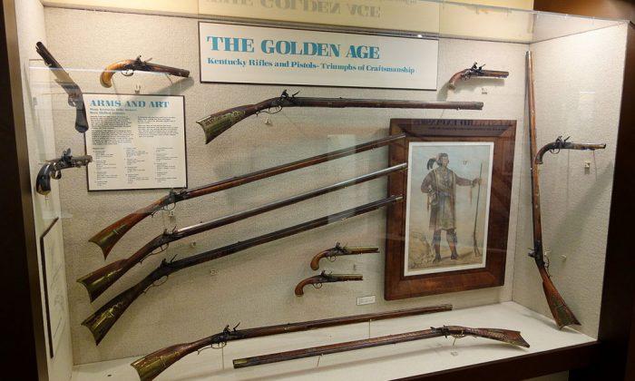 Pennsylvania Kentucky rifles. The golden age—Huntington Museum of Art