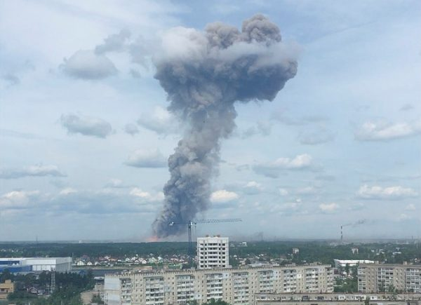 Smoke-plump-Russia-plant