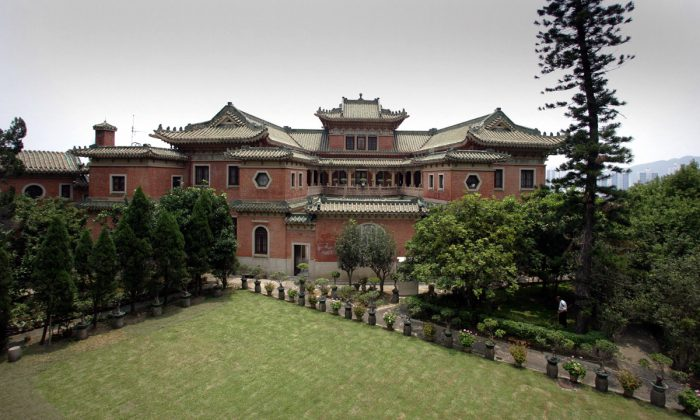 A mansion in southern China. (Peter Parks/AFP/Getty Images)