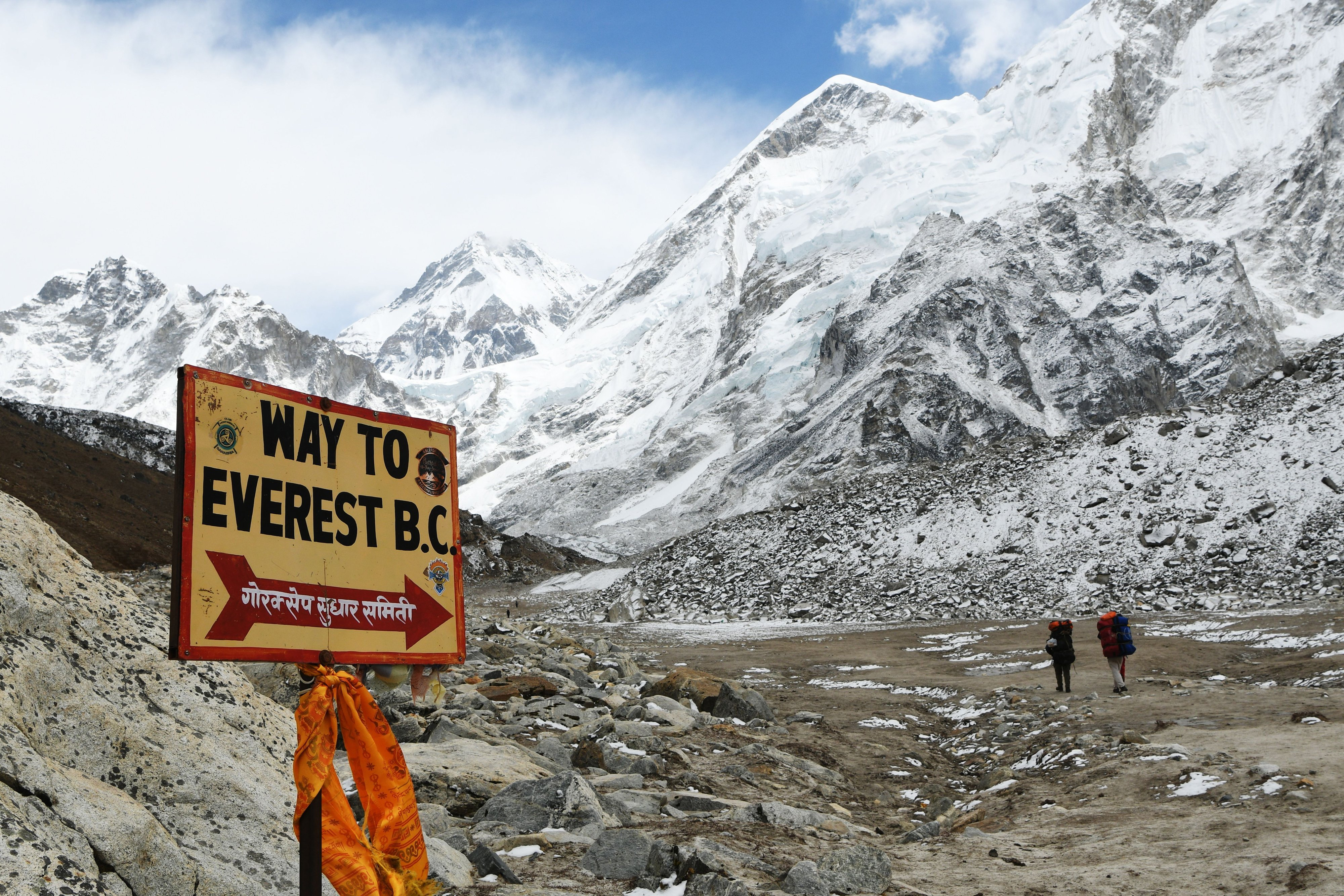 If You're Dreaming of Climbing Mount Everest, This Is What It Takes