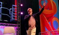 Val Kilmer Makes Rare Public Appearance at LA Foundation