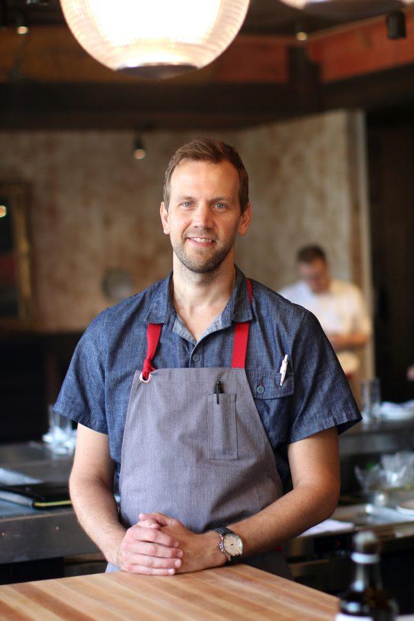 Chef Jonathan Olson Nathanial Crawford
