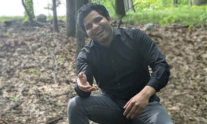 Avinash Kuna, 32, who drowned in Lake Hopatcong, New Jersey, on June 1, 2019. (Jay Majeti/GoFundMe)