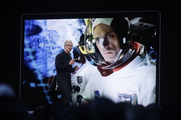 Tim, Apple CEO