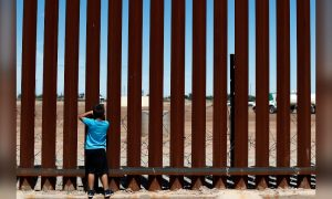 Border Agent Saves Illegal Immigrant Mother, Son From Texas Bee Attack