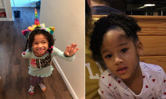 Maleah Davis in file photos. (Houston Police Dept)