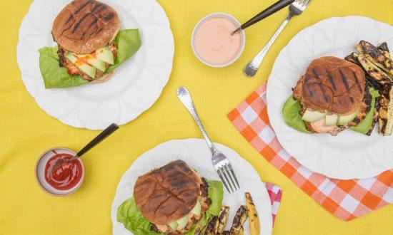 Summertime Redemption: A Turkey Burger to Savor