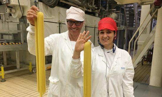 Barilla, World's Largest Pasta Company, Focuses on Sustainability