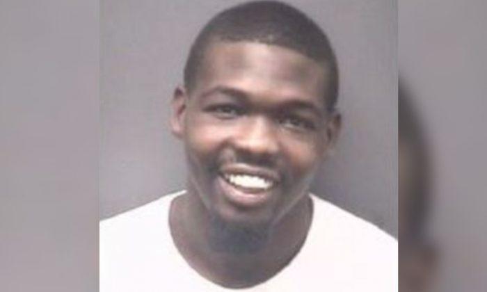 Devin Antonie Simpson. (Greenville Police)