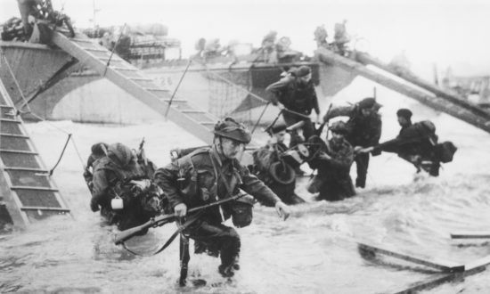 D-Day Veteran Henry Ochsner of the Screaming Eagles Dies Aged 96