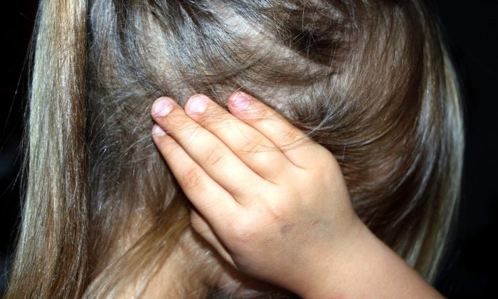 Stock image of an abused child. (Counselling/Pixabay)