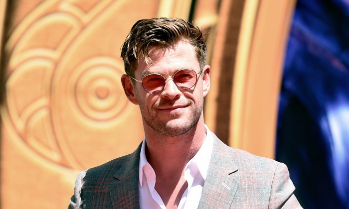 (Chris Hemsworth. Getty Images | Alberto E. Rodriguez)